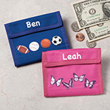 Children's Gifts & Leisure - Personalized Children's Wallets