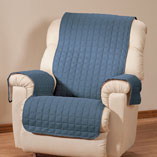 Cushions, Curtains & Throws - Microfiber Recliner Protector by OakRidge Comforts™
