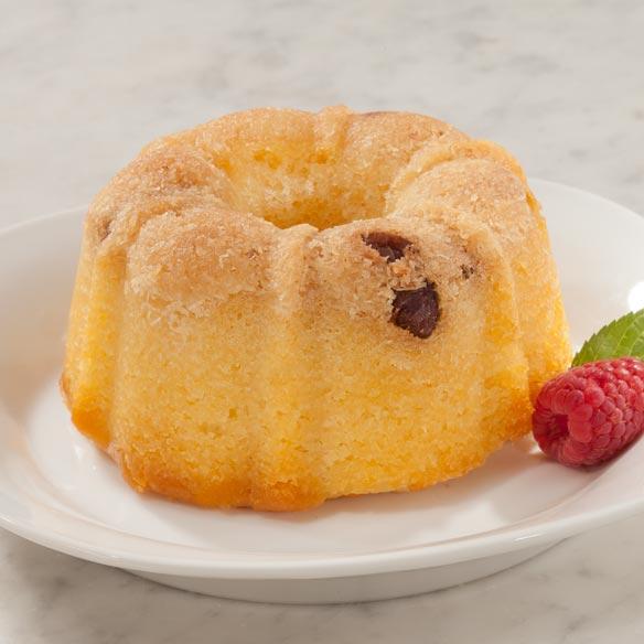 Caribbean Rum Cordial Cake