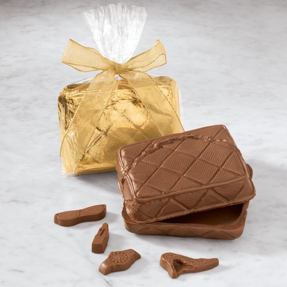 Milk Chocolate Handbag