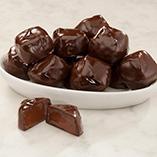 Chocolate Shoppe - Dark Chocolate Caramels