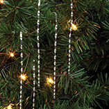 Home Décor - Tinsel Tree Accents - Set Of 25
