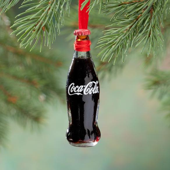 Coca Cola® Bottle Ornament
