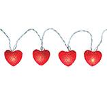 Valentines Day - Heart Lights