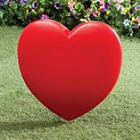 Valentines Day - Giant Plastic Valentine's Day Heart