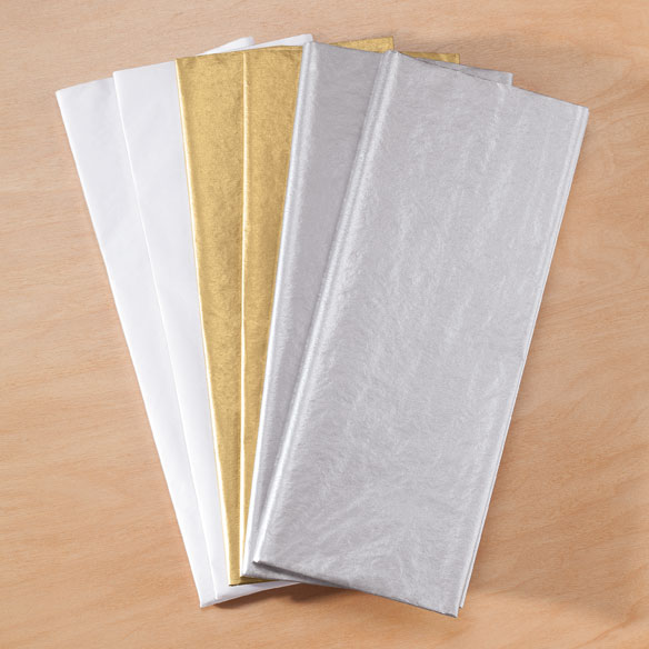 Basic Tissue Paper-Set of 23