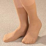 Foot Care - Diabetic Nylon Ankle Hose