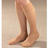 Foot Care - Diabetic Knee High Sheer Hose