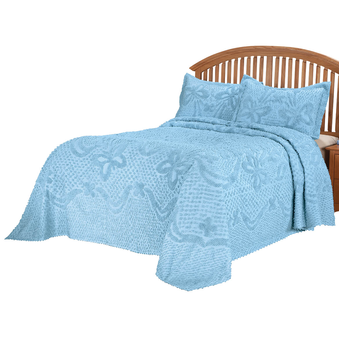 The Caroline Chenille Bedding by OakRidge™