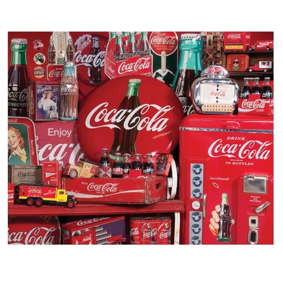 Coca Cola® Jigsaw Puzzle 1500pcs