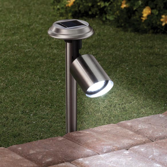LED Solar Path Light