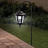 Lawn & Exterior Maintenance - Hanging Solar Lanterns