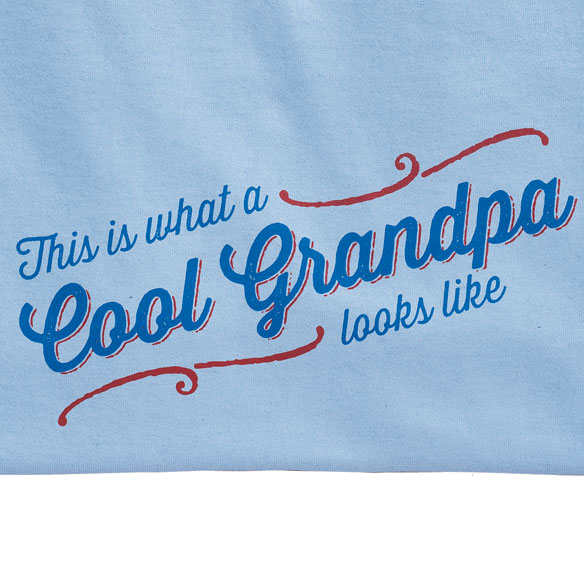 Cool Grandpa T-Shirt