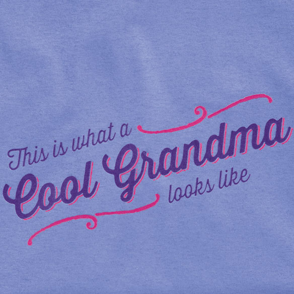 Cool Grandma T-Shirt