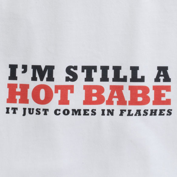 Hot Babe T-Shirt