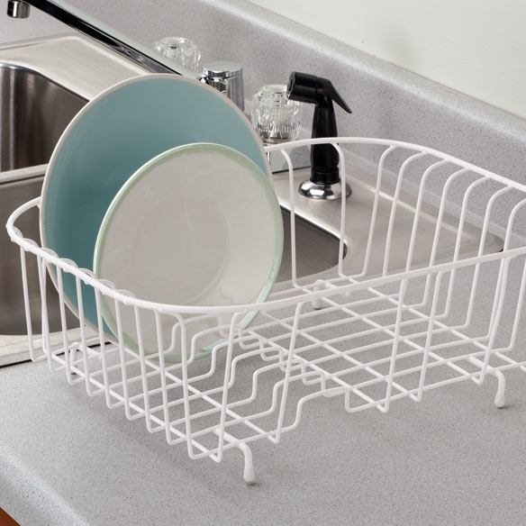 Coated Dish Rack