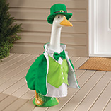 St. Patrick's Day - Irish Goose Outfit Danny