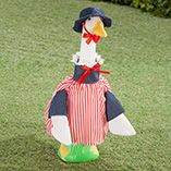 4th of July - Patriotic Lawn Goose Dress