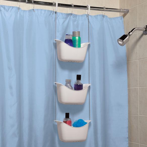 3 Basket Shower Caddy