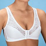 Undergarments & Sleepwear - Soft Cup Cross Back Bra