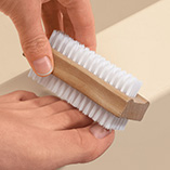 Beauty & Grooming Aids - 2-Sided Nail Brush