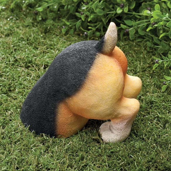 Diggin' Beagle Figurine
