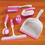 Home & Pets - 6 Piece Cleaning Set