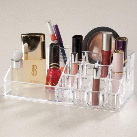 16-Section Makeup Organizer