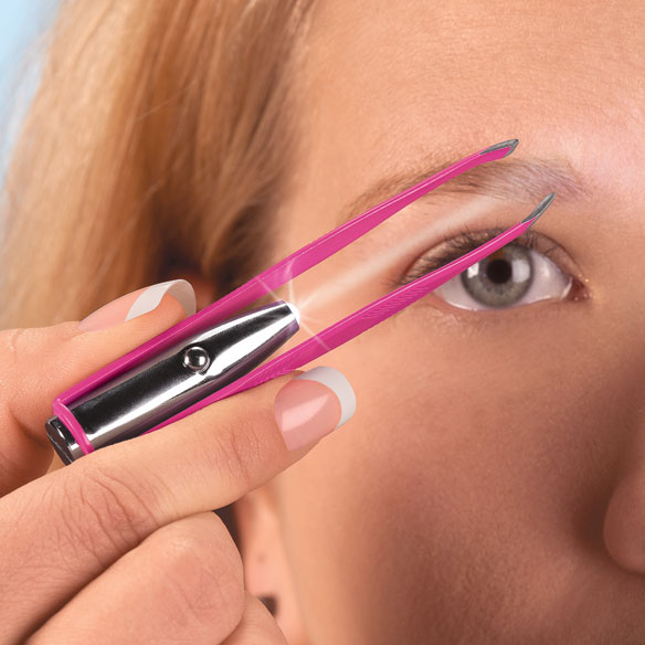 Lighted Tweezers