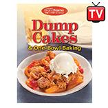 TV Products - Dump Cake Cookbook