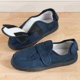 Foot Care - Adjustable Memory Foam Slippers