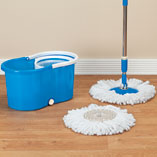 TV Products - Clean Spin 360° Mop & Bucket Set