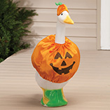 Goose Outfits - Pumpkin Goose Outfit