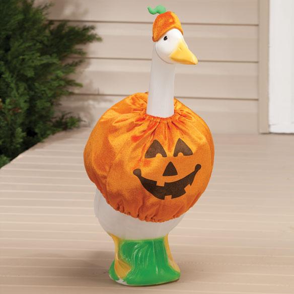 Pumpkin Goose Outfit