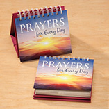 Table Calendars - Perpetual Prayers For The Day Calendar