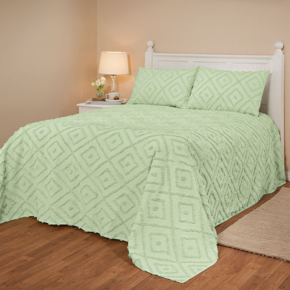 The Laura Chenille Bedspread