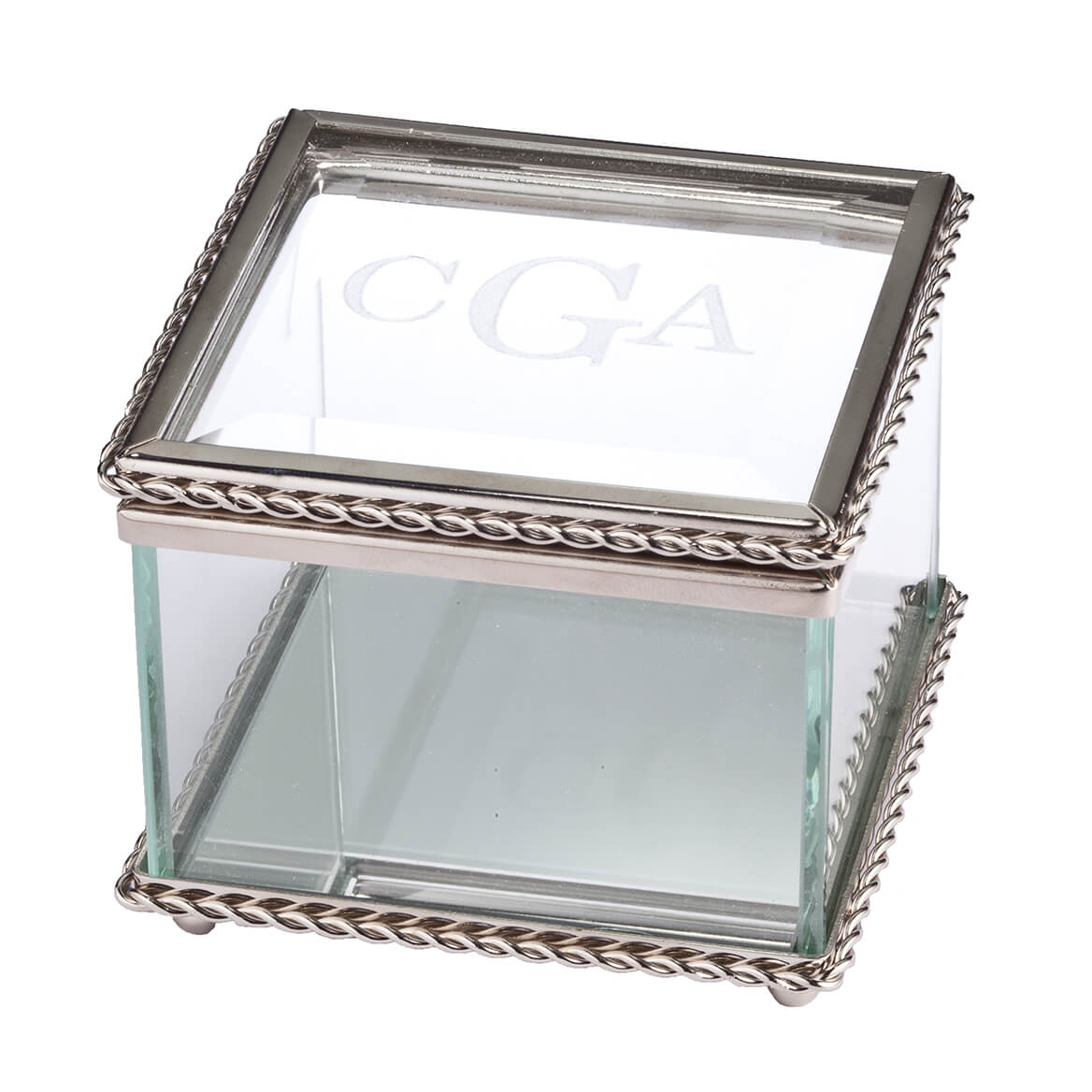 Personalized Glass Box