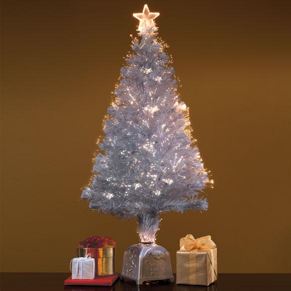 4 Ft Fiber Optic Christmas Tree
