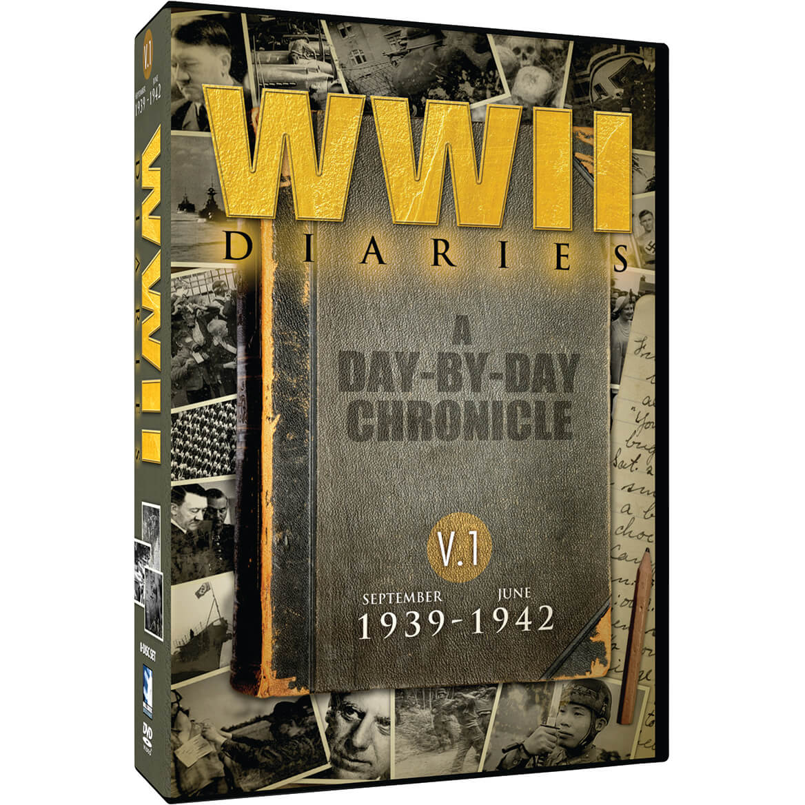 World War II Diaries - Volume 1 DVD