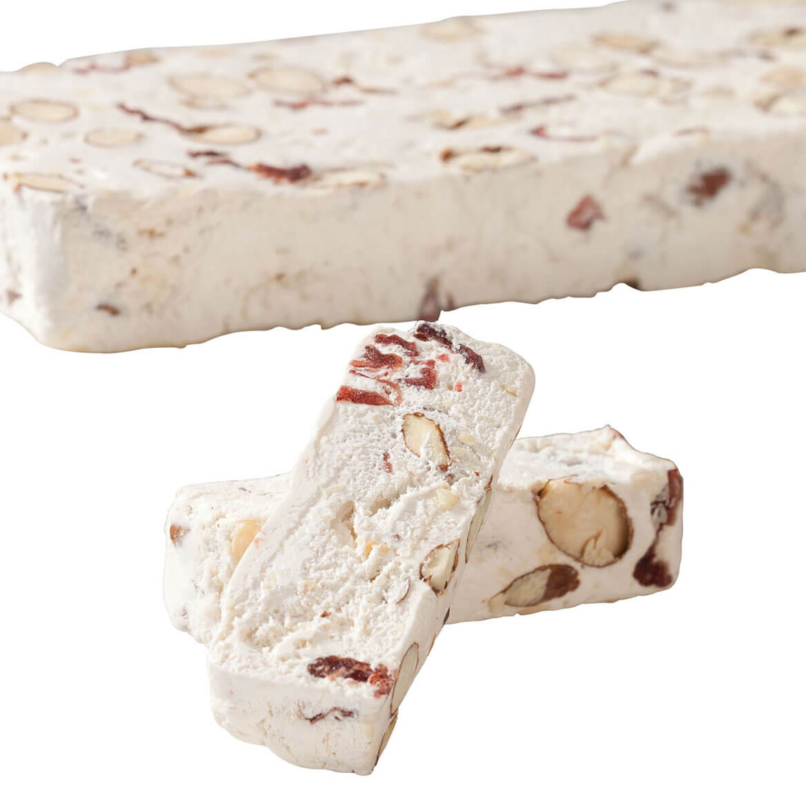 Soft Cranberry Nougat Bar