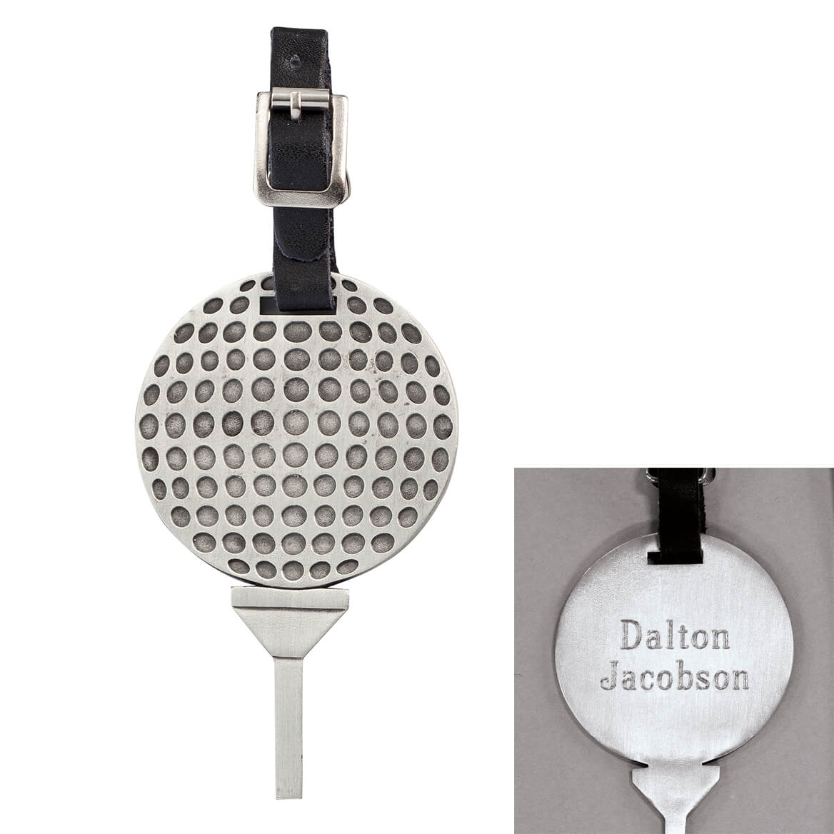 Personalized Golf Tee Tag