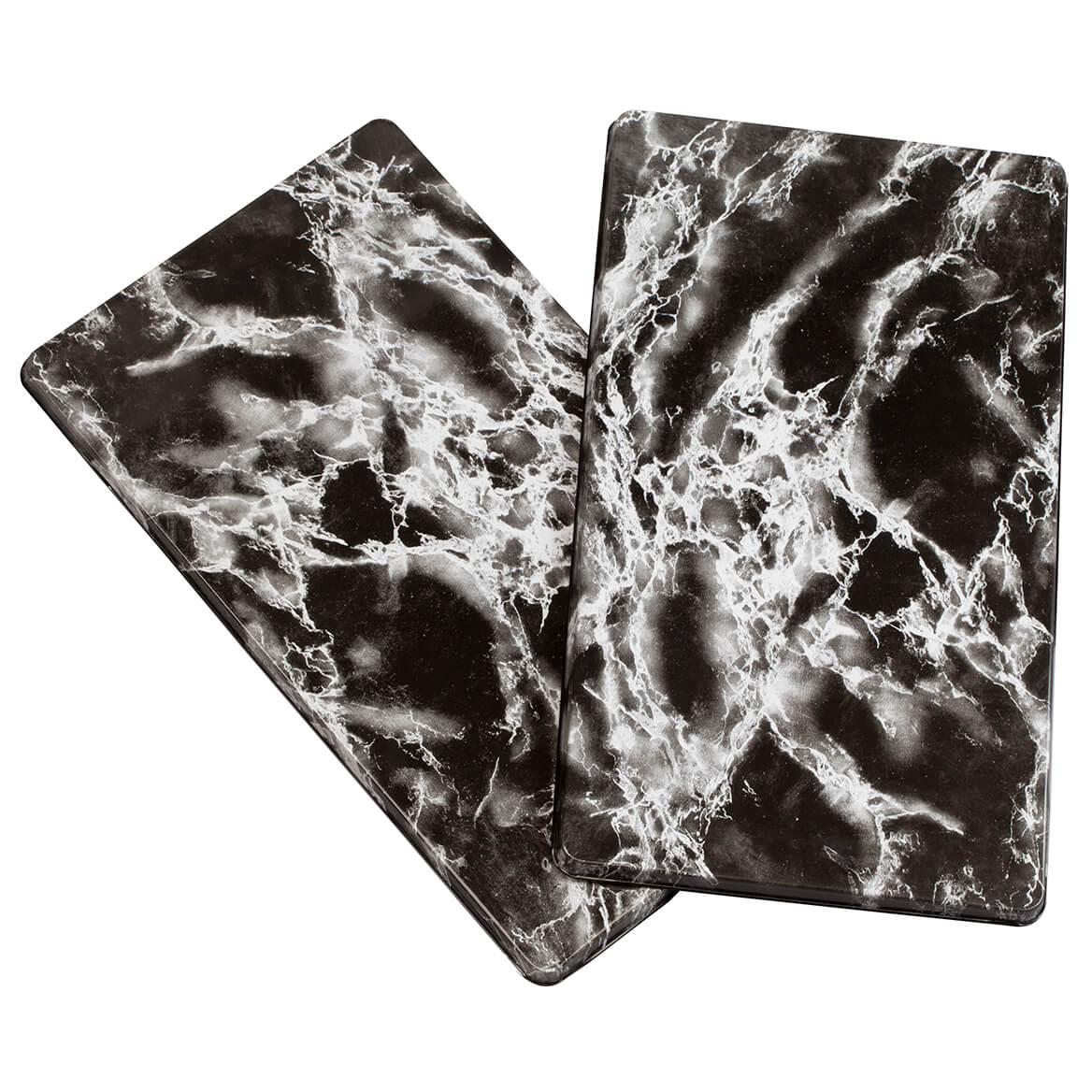 Marble Burner Covers Set of 2