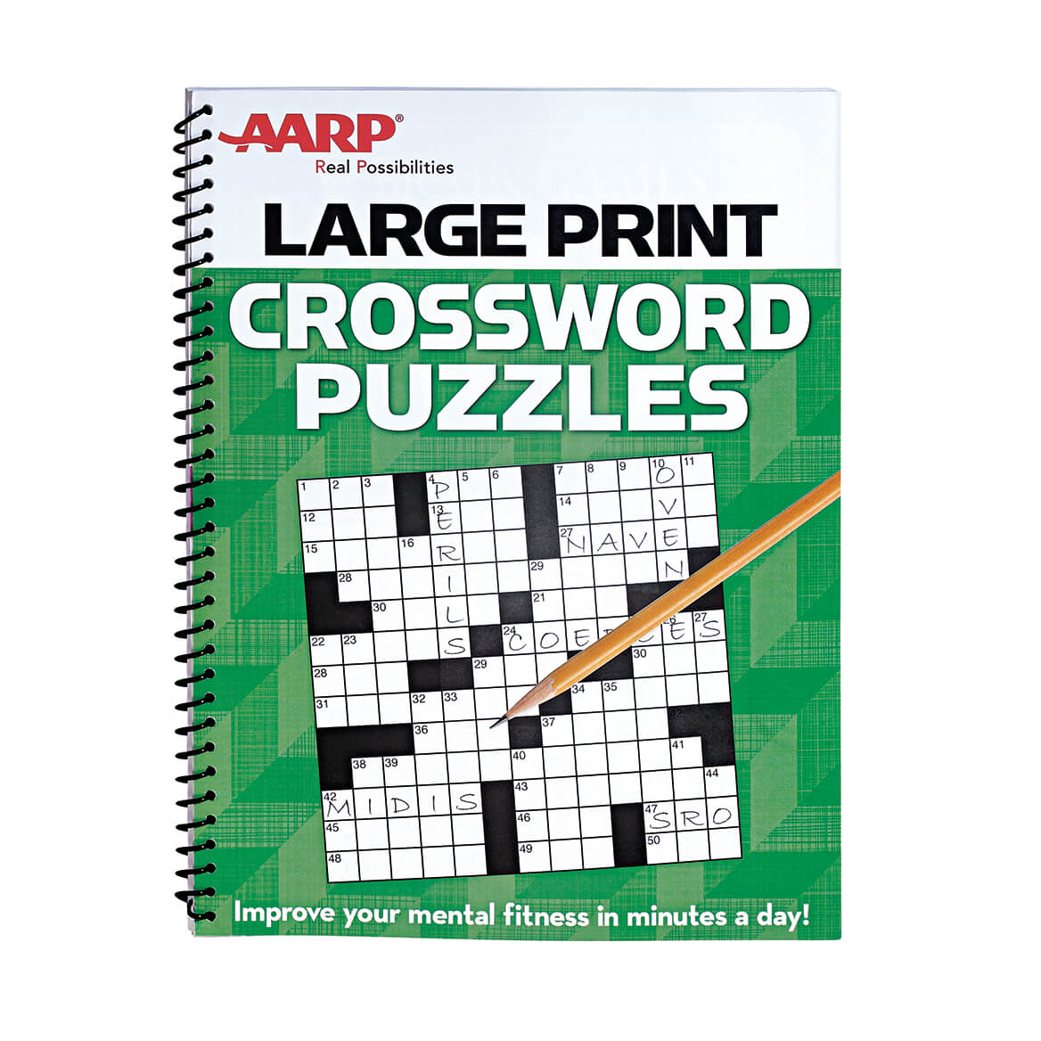 - Large Print Crossword Puzzles - Crossword Puzzles - Miles Kimball