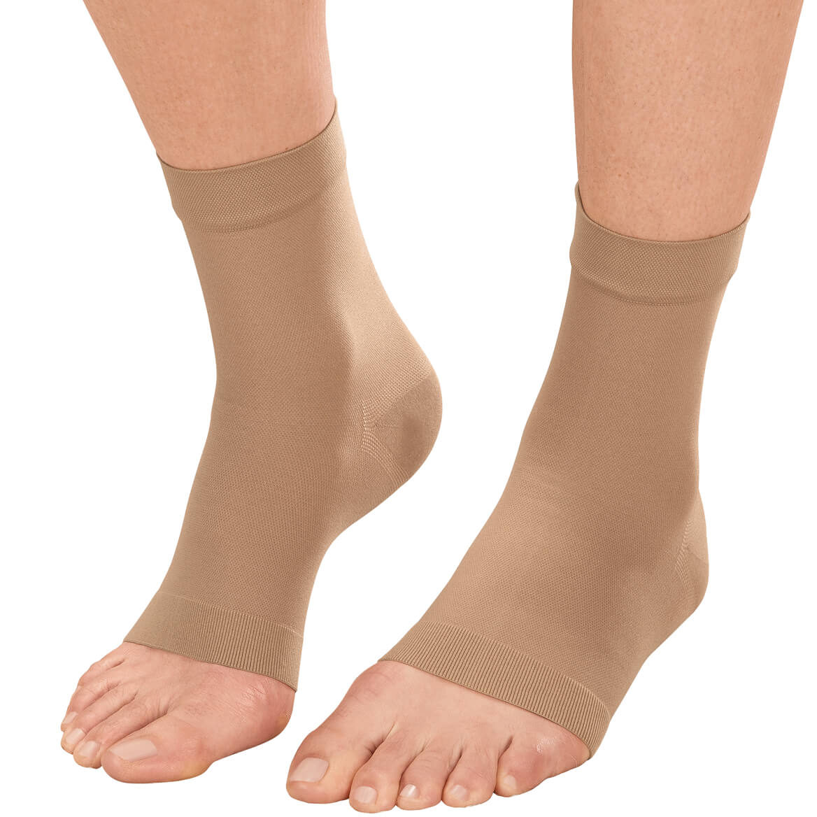 Compression Ankle Sleeve, 1 Pair