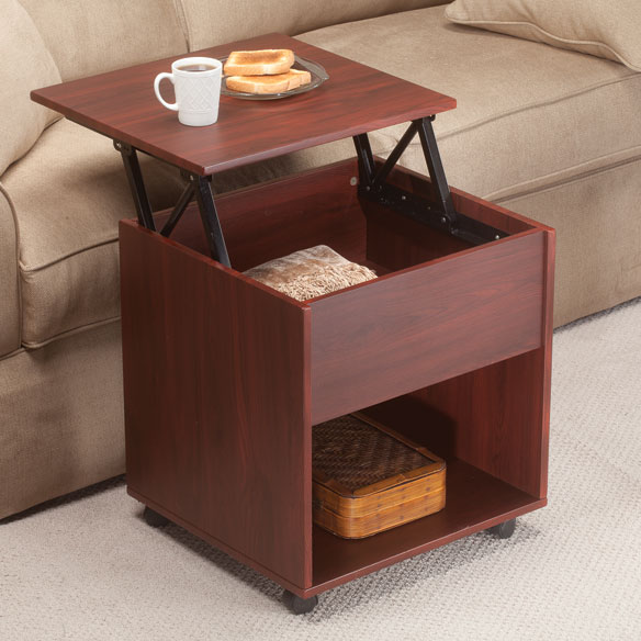 Lift-Top End Table By OakRidge Accents™