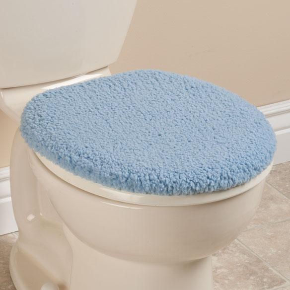 Raised Toilet Seat With Lid 4