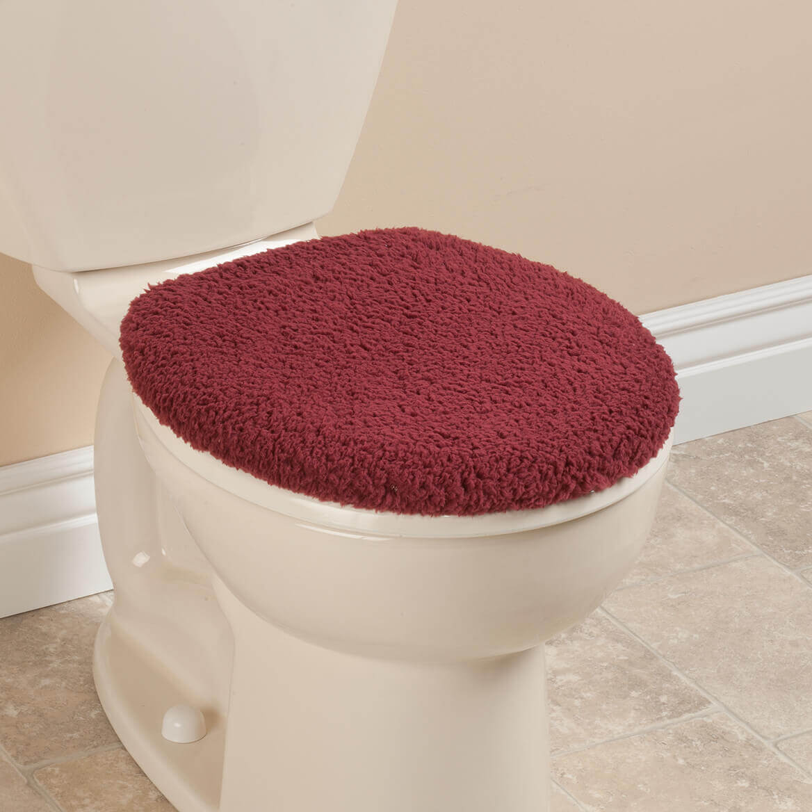 Sherpa Toilet Lid Cover by OakRidge™