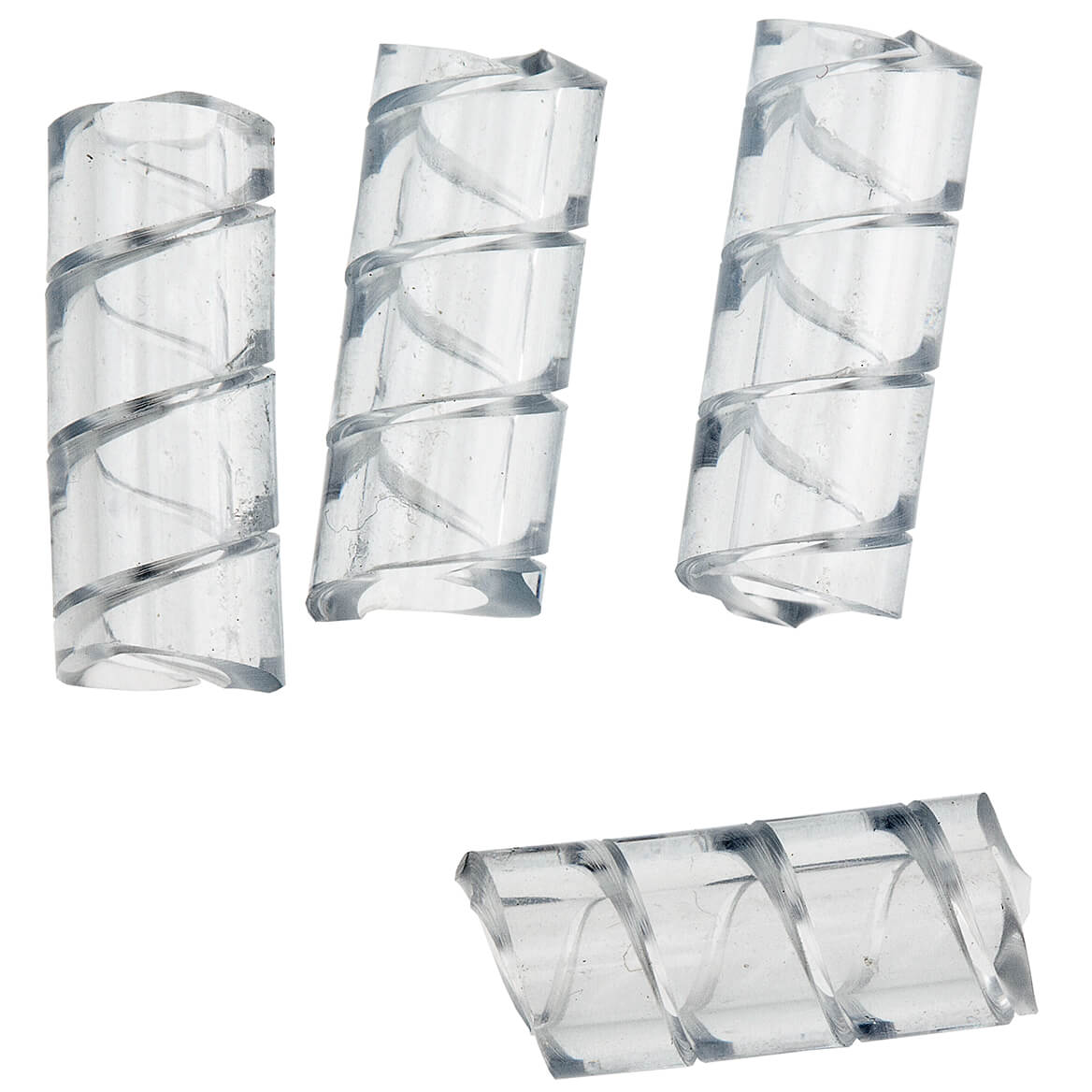 Spiral Ring Sizers Set of 4