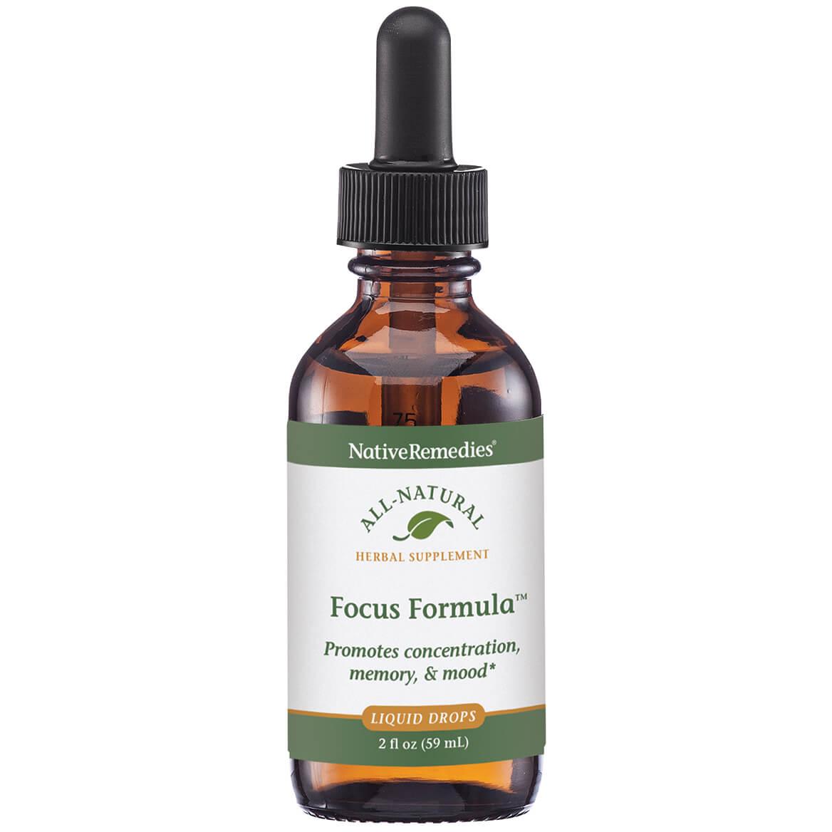 NativeRemedies® Focus Formula™-351829