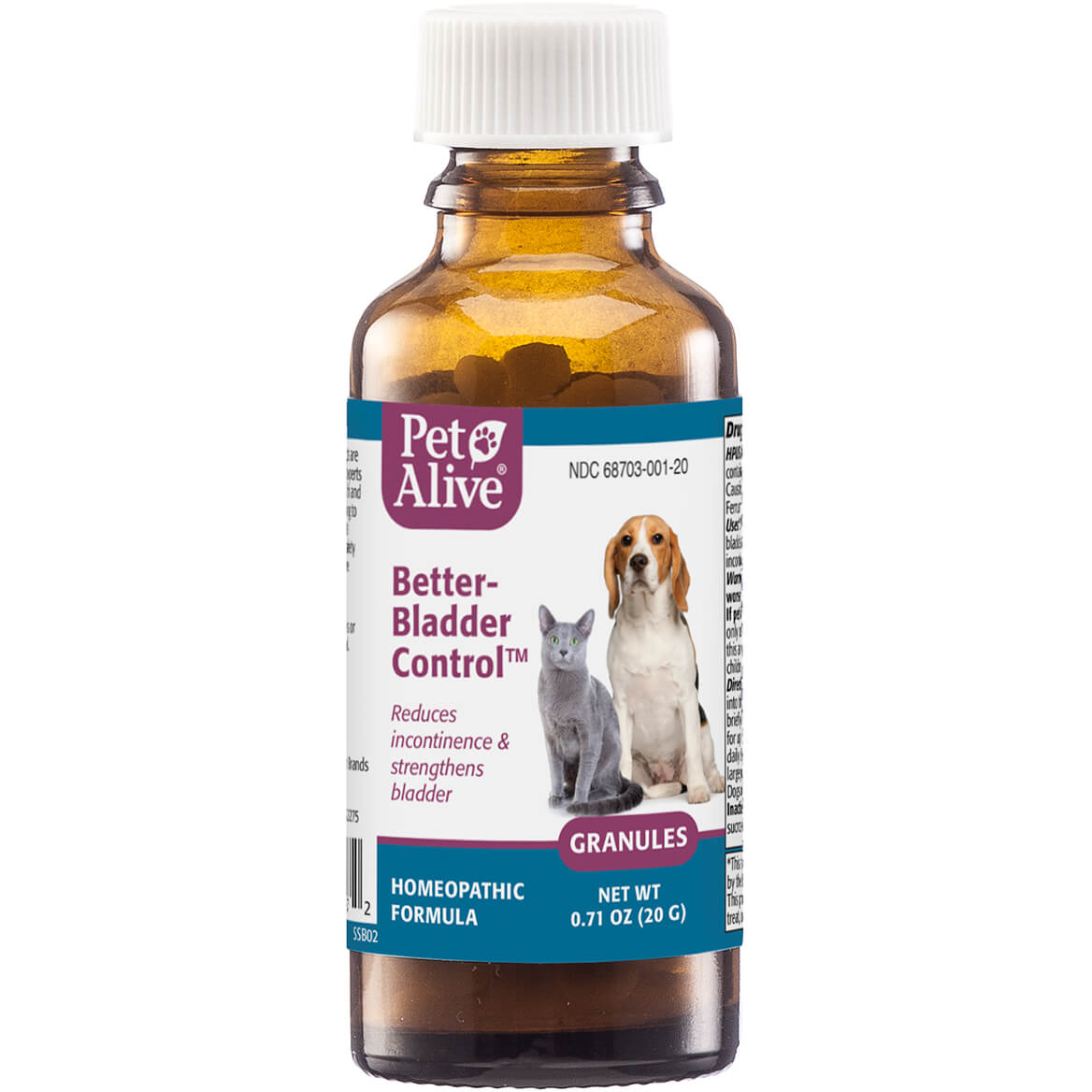 PetAlive® Better-Bladder Control™ Granules